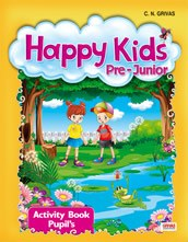 Happy Kids Pre – Junior Activity Book Pupil's