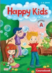 Happy Kids Junior A Coursebook