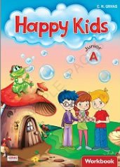 Happy Kids Junior A Workbook