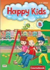 Happy Kids Junior B Coursebook