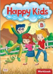 Happy Kids Junior B Workbook