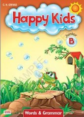 Happy Kids Junior B Words & Grammar
