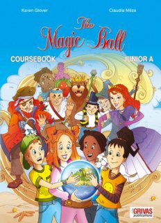 The Magic Ball Junior A Coursebook