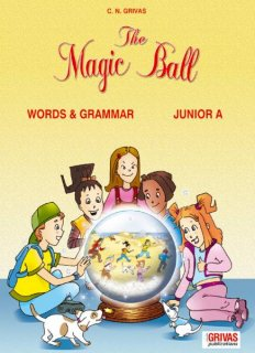 The Magic Ball Junior A Words & Grammar