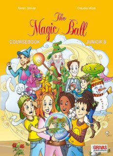 The Magic Ball Junior B Coursebook