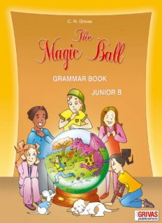 The Magic Ball Junior B Grammar Book