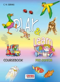 Play and Learn Pre-Junior Coursebook