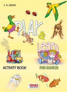 Play and Learn Pre-Junior Activity Book