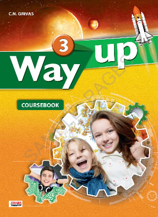 Way Up 3 Coursebook