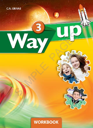 Way Up 3 Workbook