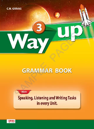 Way Up 3 Grammar