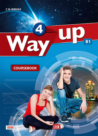 Way Up 4 Coursebook