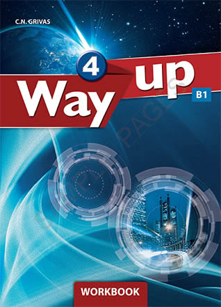 Way Up 4 Workbook