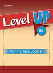 Level Up B1+ Writing Task Booklet
