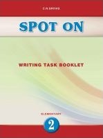 Spot On 2 (Wrting Task Booklet)
