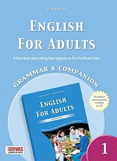English for Adults 1 (Grammar-Companion)
