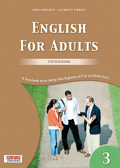 English for Adults 3 (Coursebook)