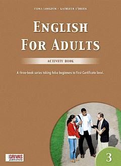 English for Adults 3 (Activity Book)