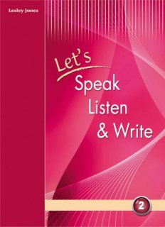 Let's Speak, Listen and Write 2