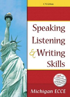 Speaking Listening & Writing Skills ECCE