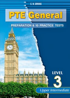 Preparation & Practice Tests for the PTE General 3