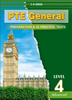 Preparation & Practice Tests for the PTE General 4