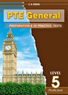 Preparation & Practice Tests for the PTE General 5