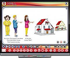 Interactive Grammar Presentation