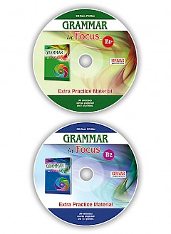 Free CD-Roms for each book, containing Extra Practice Material[optional for teachers only]