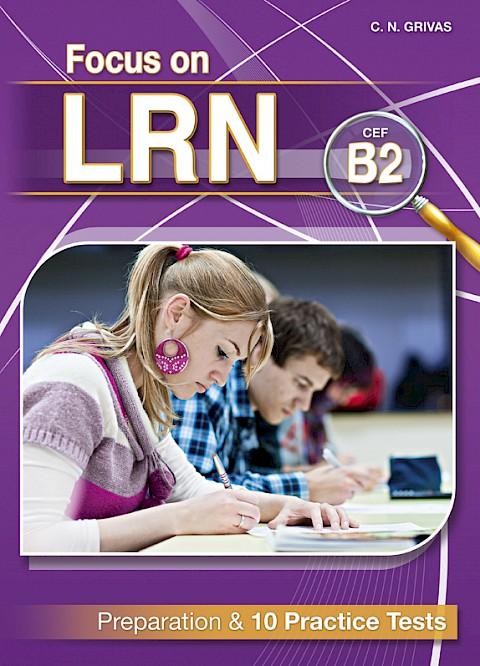LRN CEF B2 Preparation & 10 Practice Tests