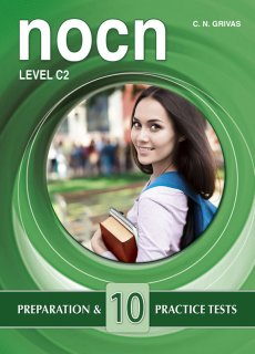 Preparation & 10 Practice Tests for NOCN Level C2