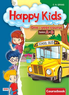 Happy Kids One-year Course Junior A+B