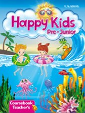 Happy Kids Pre – Junior Teacher's Book