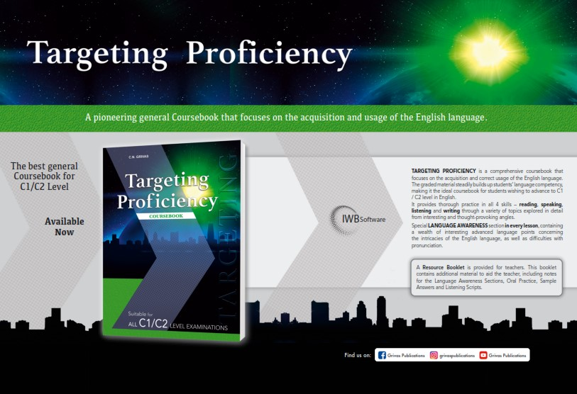 Targeting Proficiency Coursebook C1-C2 Level