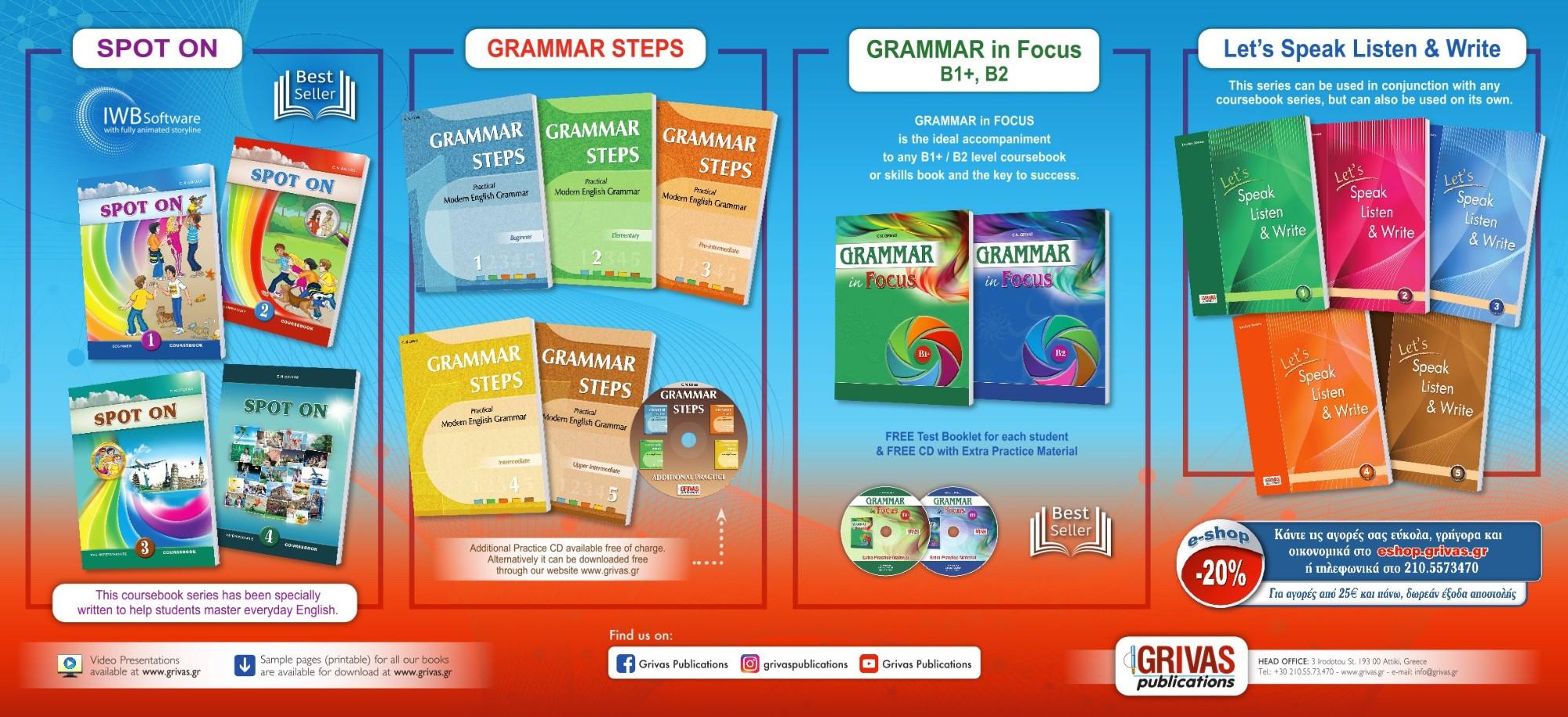 Coursebooks 2