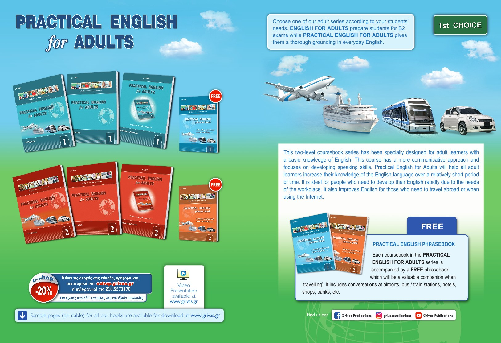 Practical English for Adults