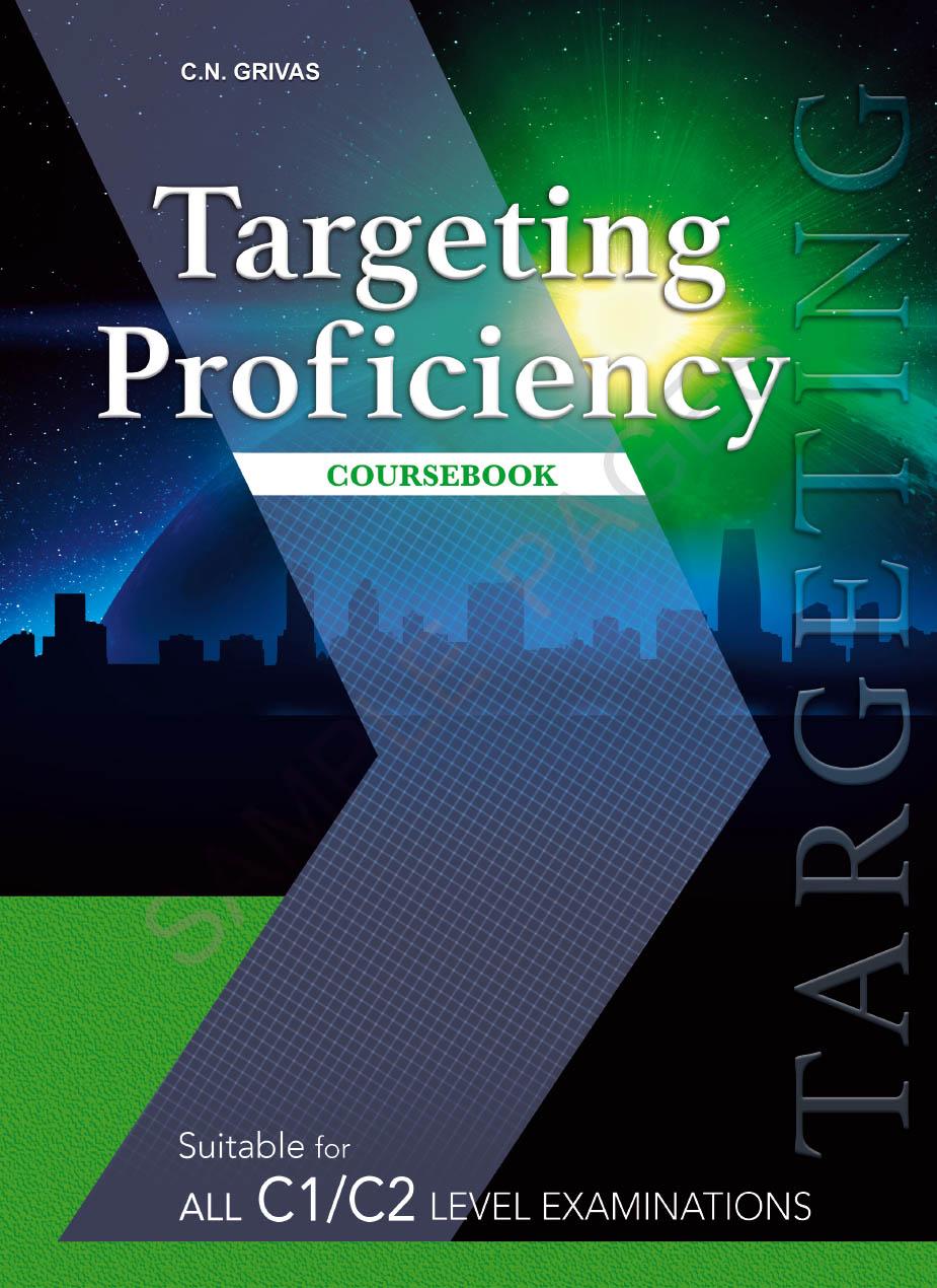Τargeting Proficiency Coursebook C1/C2 Level