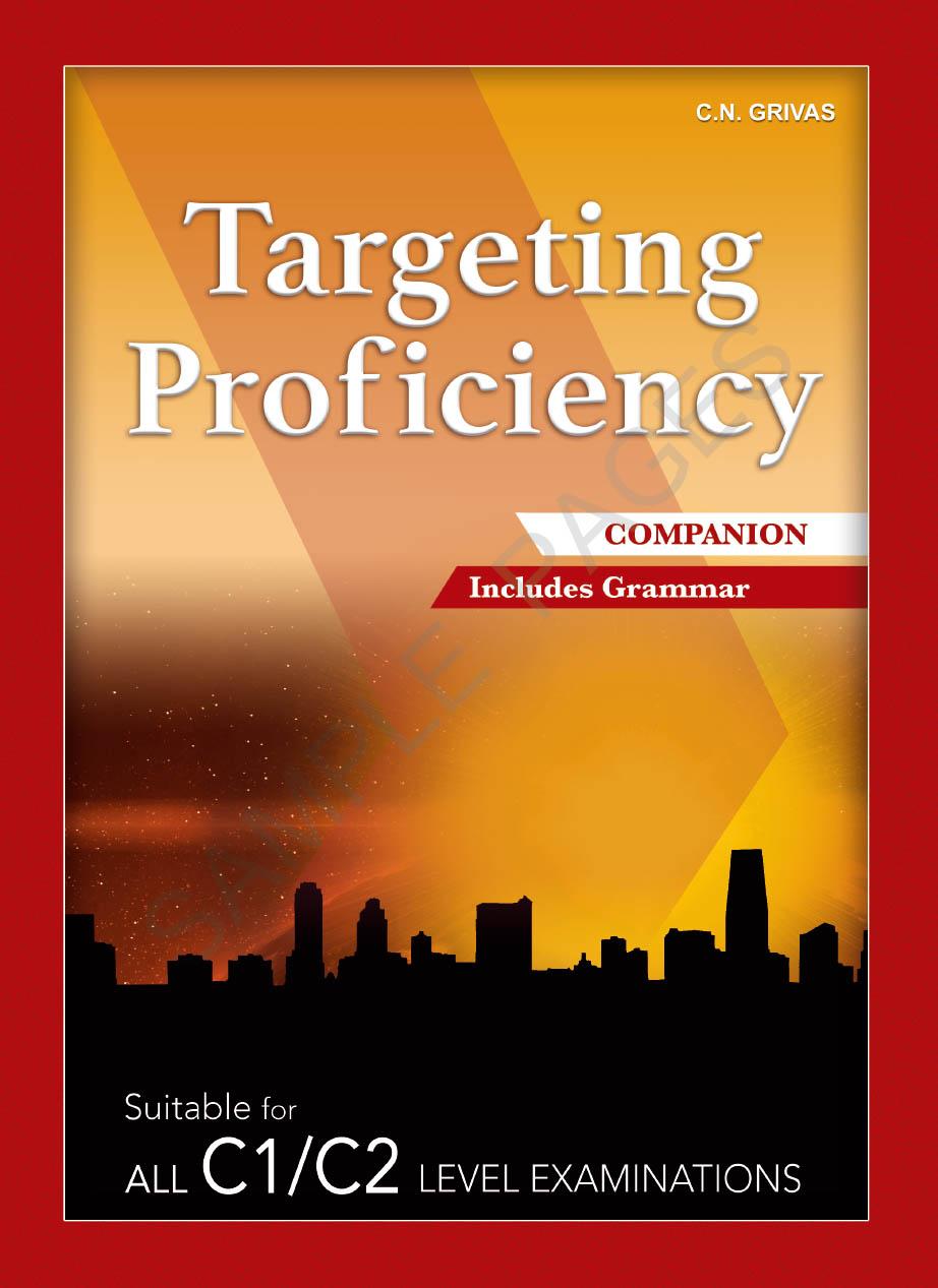 Τargeting Proficiency Companion C1/C2 Level