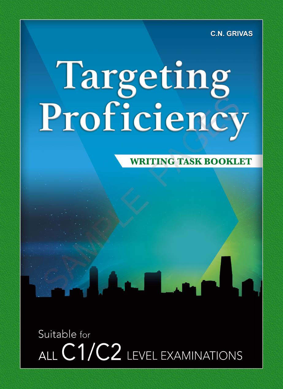 Τargeting Proficiency Writing Task Booklet C1/C2 Level