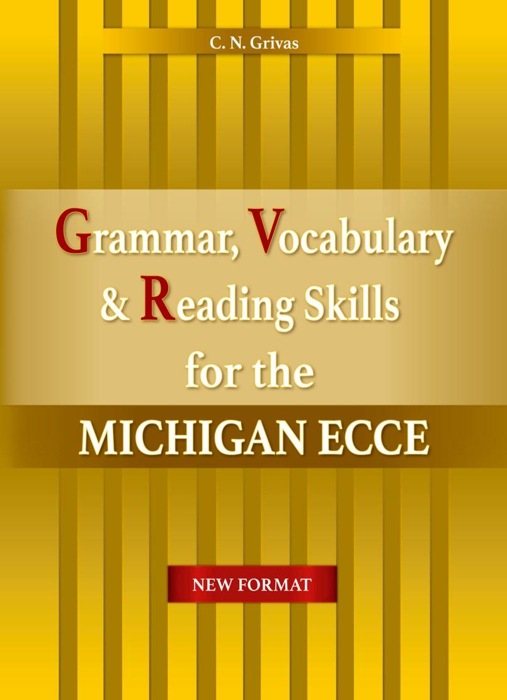 Grammar, Vocabulary & Reading Skills ECCE<br/>
