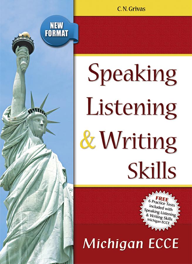 Speaking Listening & Writing Skills ECCE