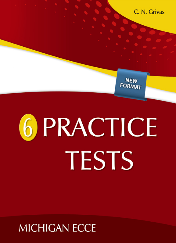 6 Practice Tests for the ECCE