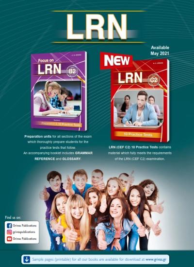 LRN B2 & LRN C2 (<span style='color:red;'>NEW</span>)
